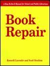 Book Repair - Kenneth Lavender