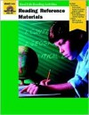 Reading Reference Materials - Martha Cheney