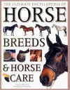 The Ultimate Encyclopedia Of Horse Breeds (Spanish Edition) - Judith Draper
