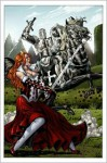 Tales from Wonderland, Volume 3 - Raven Gregory, Ralph Tedesco, Joe C. Brusha