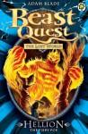 Beast Quest 38: Hellion the Fiery Foe - Adam Blade