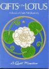 Gifts of the Lotus: A Book of Daily Meditations - Virginia Hanson