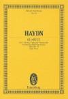 String Quartet in G Minor, Op. 74/3: Study Score - Joseph Haydn