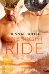 One Night Ride - Jennah Scott