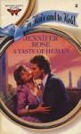 A Taste of Heaven - Jennifer Rose