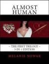 Almost Human - Melanie Nowak