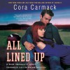 All Lined Up: Rusk University, Book 1 - Cora Carmack, Justis Bolding, Dan Bittner