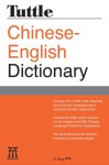 Tuttle Chinese-English Dictionary - Li Dong