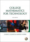 College Mathematics for Technology & Premium Cw Access Card Pkg - Cheryl Cleaves, Margie Hobbs