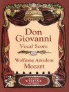 Don Giovanni Vocal Score (Dover Vocal Scores) - Wolfgang Amadeus Mozart
