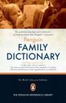 Penguin Family Dictionary - Robert Allen