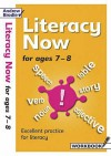 Literacy Now For Ages 7 8 (Literacy Now) - Judy Richardson, Andrew Brodie