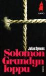 Solomon Grundyn loppu - Julian Symons