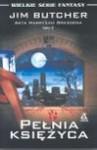 Pełnia księżyca - Jim Butcher