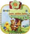 Lesen, spielen, lachen: Meine allerersten Geschichten - Sandra Grimm, Ana Weller