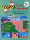 M is for Maryland: An Alphabet Picture Book about Maryland - Carla Golembe