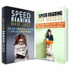 Speed Reading Box Set: Best Speed Reading Techniques for Your Success and Productivity (Memory Improvement & Study) - Curtis Holt, Vanessa Riley