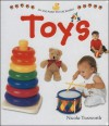 Say & Point Picture Boards: Toys - Nicola Tuxworth