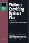 Writing a Convincing Business Plan - Arthur R. DeThomas, Lin Grensing-Pophal
