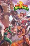 Mighty Morphin Power Rangers #2 - Hendry Prasetya, Kyle Higgins
