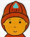 My Firefighter's Helmet - Melanie Walsh