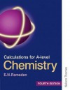Calculations For A Level Chemistry - Eileen Ramsden