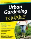 Urban Gardening for Dummies - National Gardening Association, Paul Simon, Charlie Nardozzi