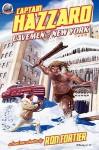 Captain Hazzard #4 - Cavemen of New York - Ron Fortier, Rob Davis, Mark Maddox
