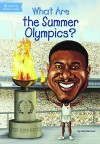 What Are The Summer Olympics? (Turtleback School & Library Binding Edition) (What Was...?) - Gail Herman, Kevin Mcveigh, Stephen Marchesi