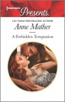 A Forbidden Temptation (Harlequin Presents) - Anne Mather