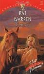 On Her Own (Silhouette Special Edition, No 841) - Pat Warren