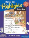 Animal Rebus Run: A Magnetic Story Maker (Hands-on Highlights!) - Inc. Highlights for Children, Ideals Publications Inc
