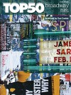 Top 50 Broadway Hits: Easy Piano - Dan Coates