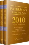 Paterson's Licensing Acts 2010 - Jeremy Phillips, Simon Mehigan