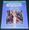 Legacy of Blood (Dungeons and Dragons Module CM9) - Steve Perrin, Katharine Kerr