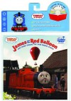 James and the Red Balloon Book and CD (Thomas & Friends Series 6, Episode 13) - Wilbert Awdry, David Mitton, Terry Permane, Terry Palone