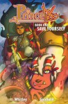Princeless Book One: Save Yourself - Jung-Ha Kim, Jeremy Whitley, M. Goodwin, Dave Dwonch