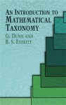 An Introduction to Mathematical Taxonomy - G. Dunn, B.S. Everitt
