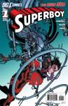 Superboy #1 Vol 6 - Scott Lobdell, R.B. Silva