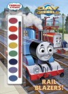 Rail Blazers! (Thomas & Friends) - Wilbert Awdry, Jim Durk