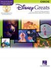 Disney Greats: For Oboe Instrumental Play-Along Pack - Hal Leonard Publishing Company