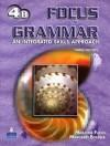 Focus on Grammar: High-Intermediate -Volume B - With CD - Marjorie Fuchs, Margaret Bonner