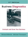 Business Diagnostics: The Canadian Edition 2nd Edition - Michael Thompson, Richard Mimick