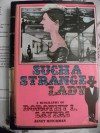 Such a Strange Lady: A Biography of Dorothy L. Sayers - Janet Hitchman