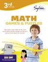 Third Grade Math Games & Puzzles (Sylvan Workbooks) - Sylvan Learning