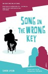 Song In The Wrong Key by Simon Lipson (2-Apr-2012) Paperback - Simon Lipson