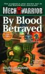 By Blood Betrayed - Blaine Lee Pardoe, Mel Odom