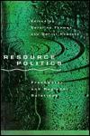 Resource Politics: Freshwater And Regional Relations - Caroline Thomas
