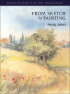 From Sketch to Painting - Wendy Jelbert