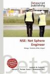 Nse: Net Sphere Engineer - Lambert M. Surhone, Susan F. Marseken